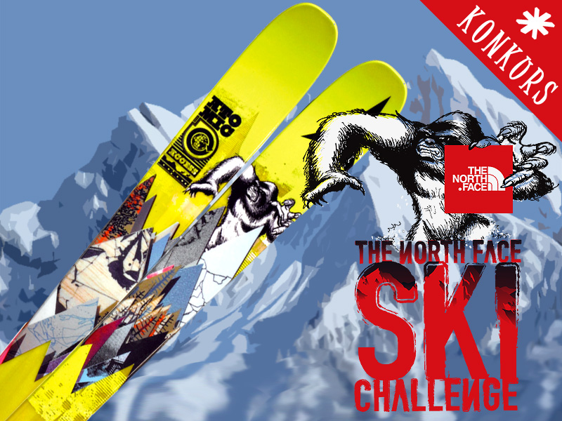 Konkurs The North Face Ski Challange presented by Gore-Tex