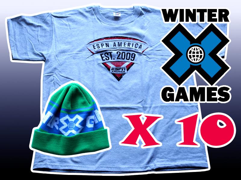 Konkurs Winter X Games