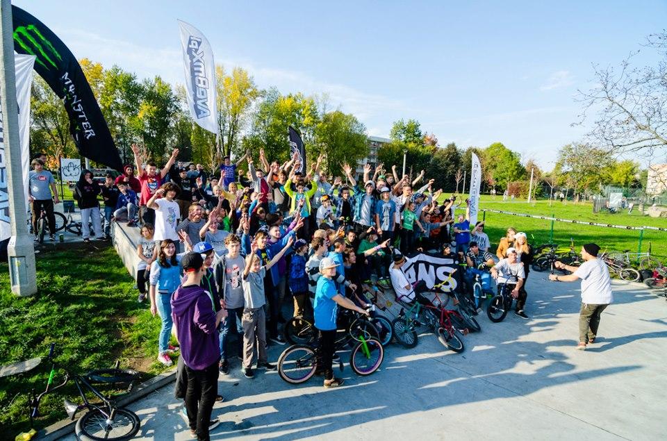 AVE BMX TOUR 2012 Kraków2