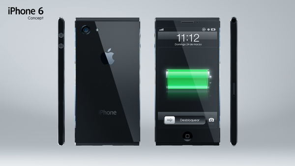 Apple iPhone 6 Concept by: Abel Verdezoto