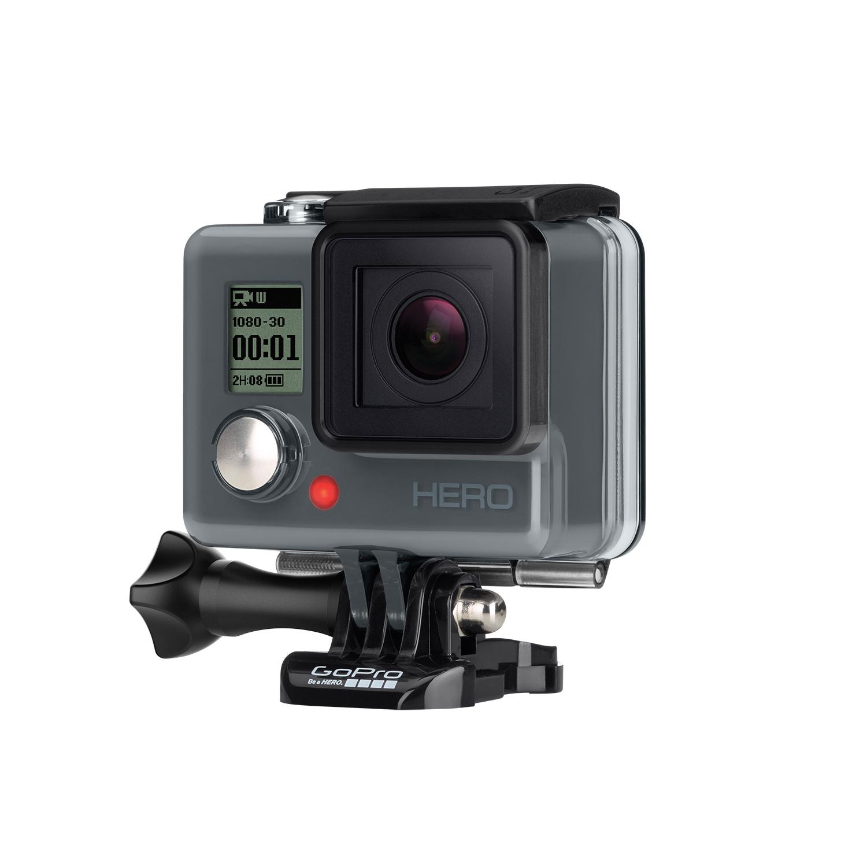 GoPro przedstawia HERO4