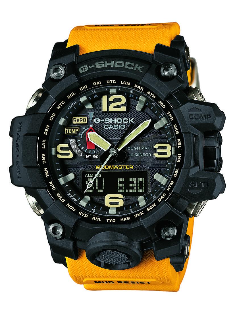 G-SHOCK MUDMASTER GWG-1000