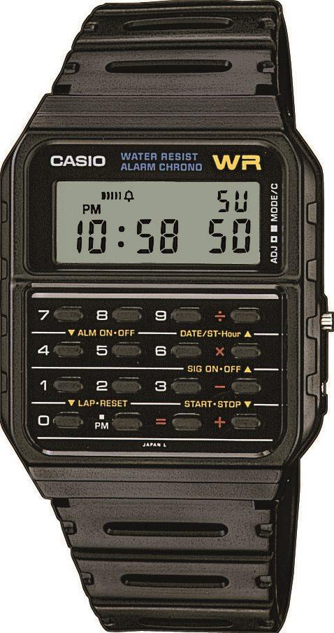 Casio Retro CA-53W-1ER cena 199zł