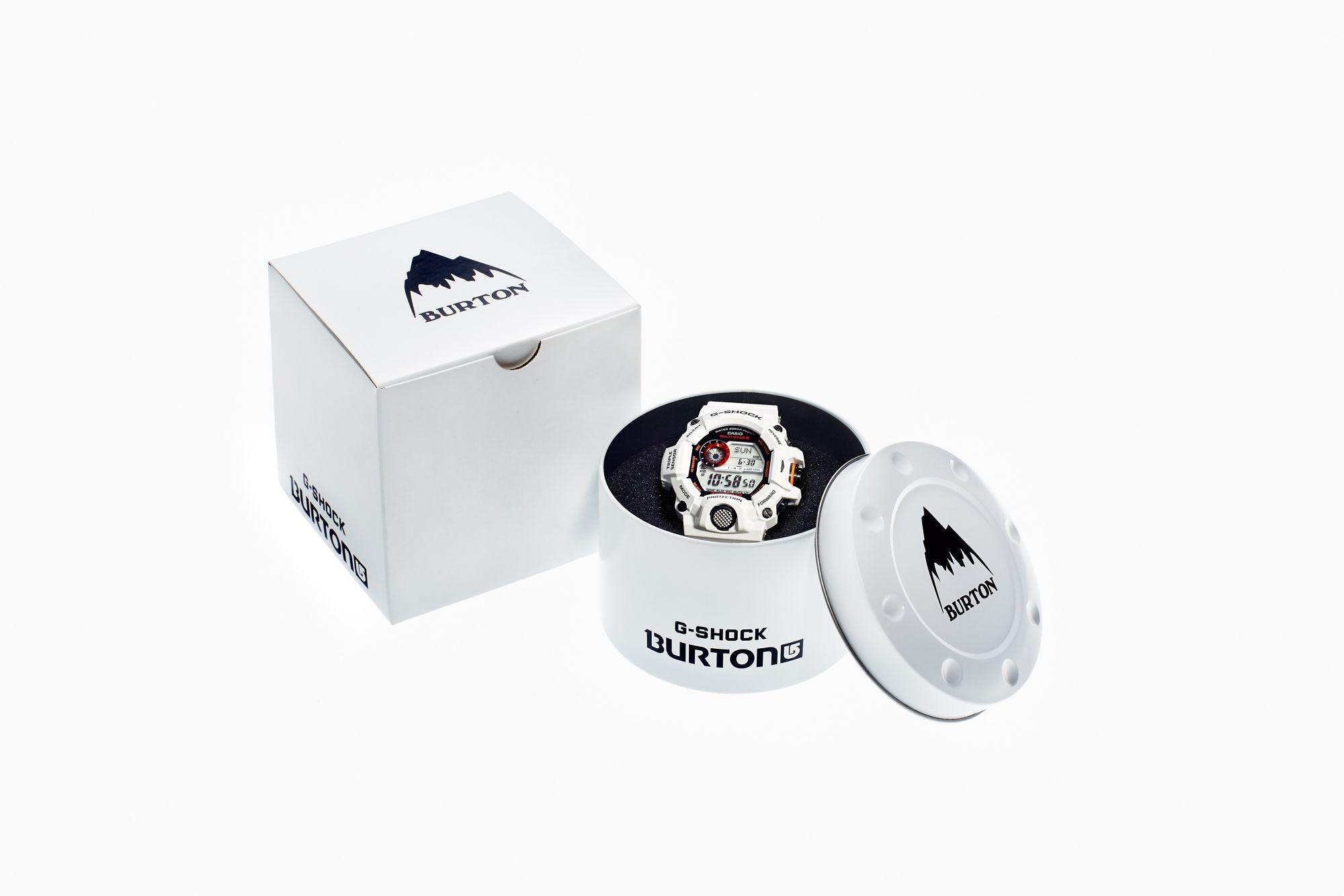 G-SHOCK Rangeman & Burton GW-9400BTJ