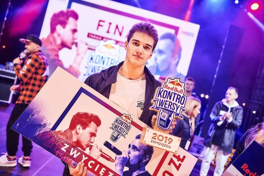 Zwycięzca Koro Red Bull KontroWersy Finał Gdynia 2019