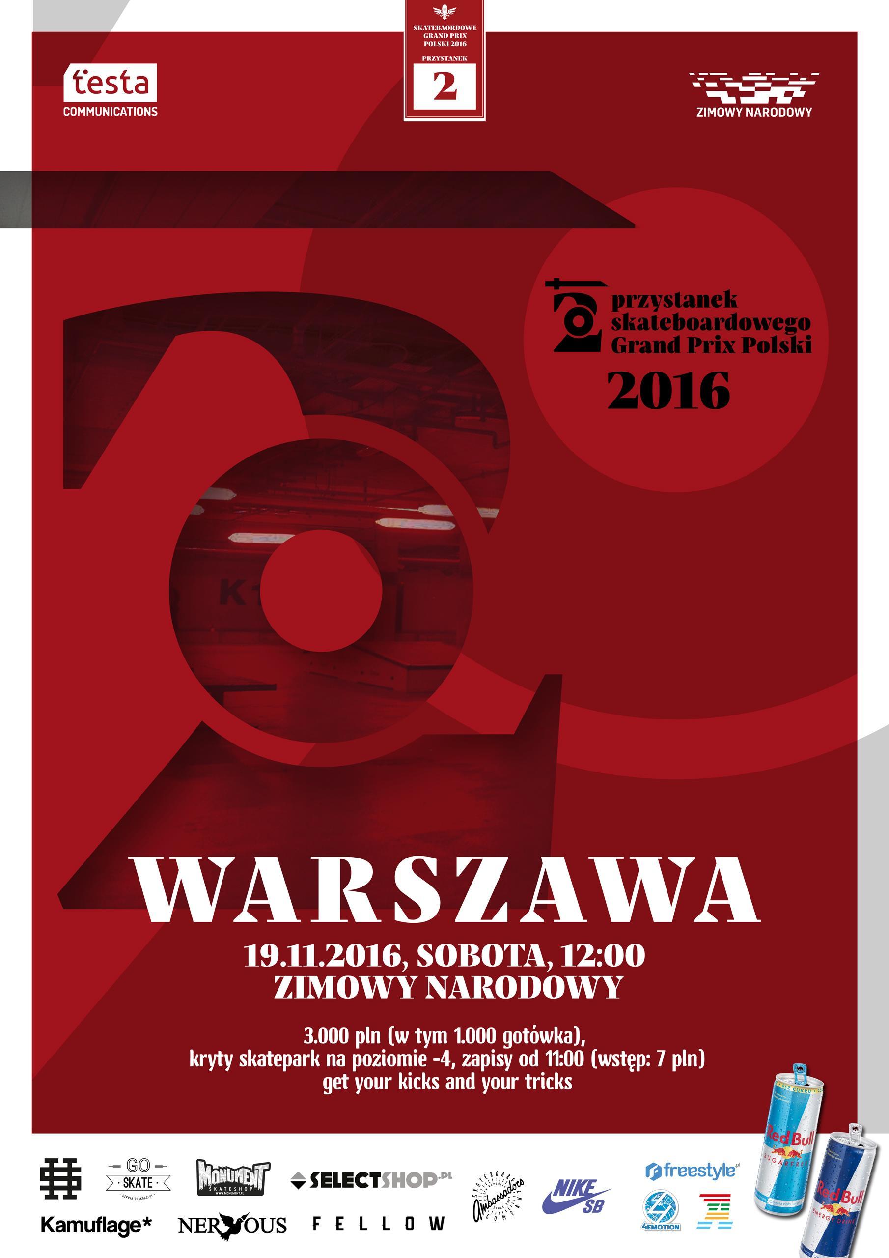 Grand Prix #2 Warszawa Narodowy