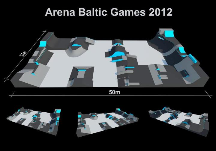 Arena Baltic 2012
