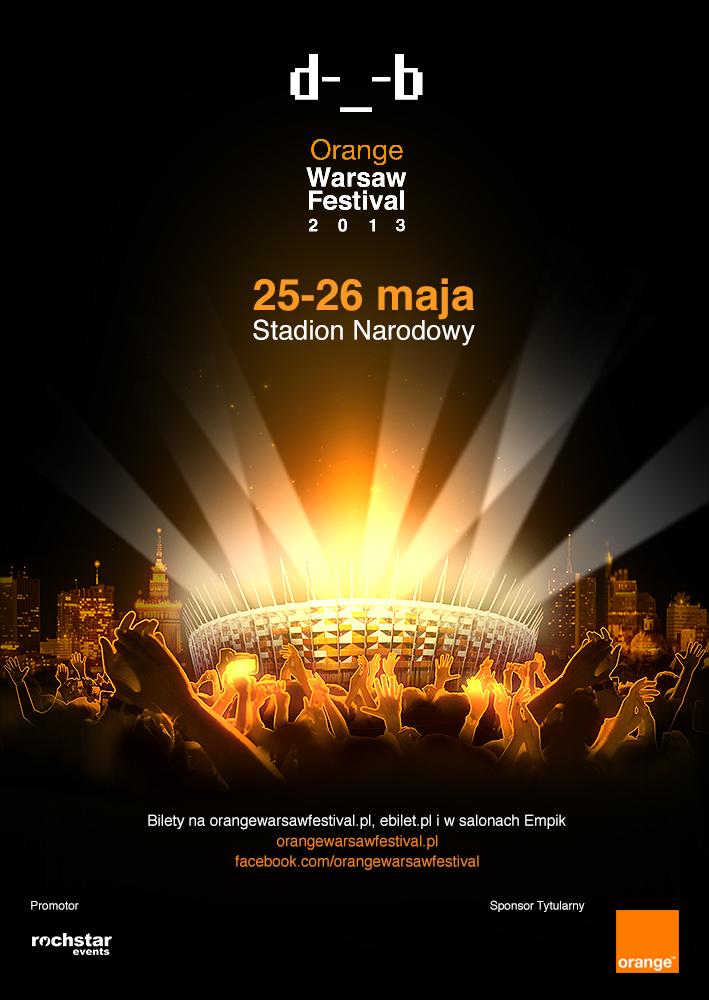 Orange Warsaw Festival 2013