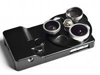 iPhone three lens pro