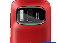 Obiektyw - Nokia 808 PureView