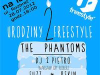 Drugie urodziny Freestyle.pl