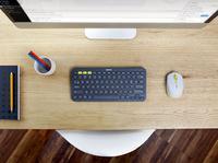 Logitech prezentuje klawiaturę Logitech K380 i mysz Logitech M535