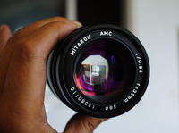 Obiektyw Mitakon 35mm f/0.95