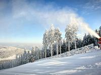 W górach już biało!