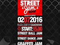 Street Jam 2016 w Człuchowie