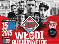 Festiwal CZW RAP NIGHT 2015