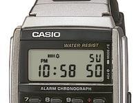 """Casio Retro CA-53/56 z """"Powrotu do Przyszłości"""""""