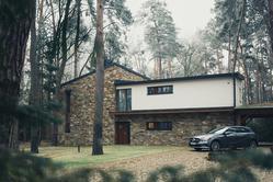Piękny dom lekarza