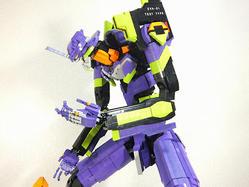 LEGO Neon Genesis Evangelion - 120 centymertów
