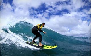 JetSurf - nowy sport wodny?