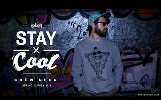 New Crew Neck - Stay Cool