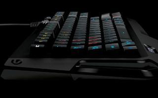 Logitech G przedstawia nową klawiaturę dla graczy