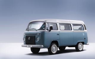 Volkswagen T2 odchodzi do historii