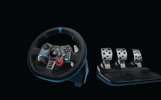 Kierownica dla Playstation 4 - Logitech G29