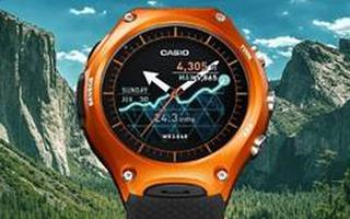 Smart Outdoor Watch z Android Wear