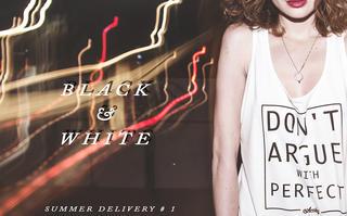 "Arriba ""Black & White"""