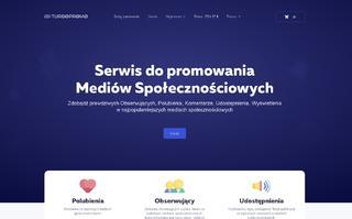 Turbopromo.pl - darmowe obserwacje Instagram